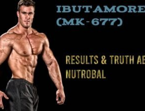 Ibutamoren (MK-677): The Shocking Truth About Nutrobal